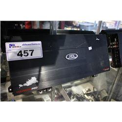 MTX AUDIO THUNDERPRO2 TP2/12000 MONO BLOCK - 1200 WATTS RMS AMPLIFIER