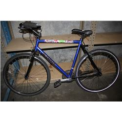 BLUE KONA 24-SPEED ROAD BIKE