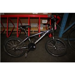 SILVER FREESPIRIT BMX BIKE