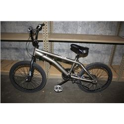 BROWN BMX BIKE