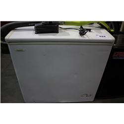 WHITE DANBY CHEST FREEZER