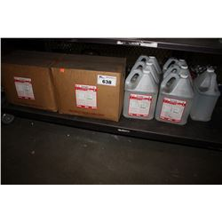 SHELF LOT OF CITRASATE SOLUTION