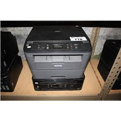 BROTHER DCP-L252ODW AND EPSON XP-340 PRINTERS