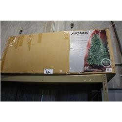 NOMA INDOOR SELF-SHAPING LIGHTED PINE TREE