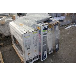 PALLET OF TVS FOR PARTS OR REPAIR