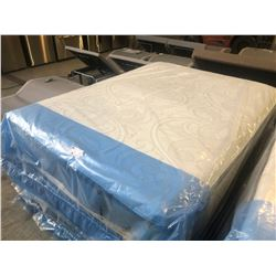 QUEEN SERTA EUROTOP MATTRESS