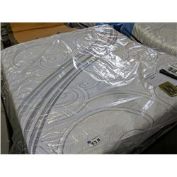 KING SERTA MEMORY FOAM MATTRESS