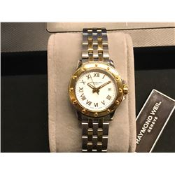 RAYMOND WEIL TANGO WHITE DIAL  LADIES WATCH