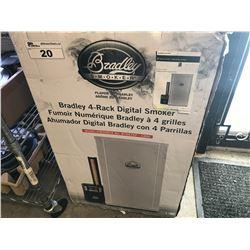 BRADLEY 4 RACK DIGITAL SMOKER