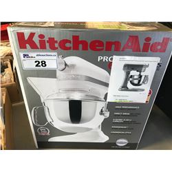 KITCHENAID PROFESSIONAL 600 SERIES 6 QUART MIXER