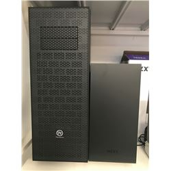 THERMALTAKE & NZXT COMPUTER TOWERS