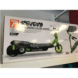 REVERB RECHARGEABLE SCOOTER