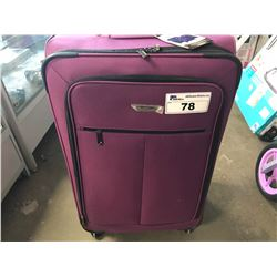 TRAVELLERS CHOICE 3PC. LUGGAGE SET