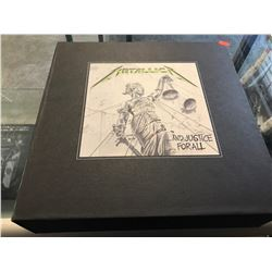 METALLICA BOX SET (AND JUSTICE FOR ALL)