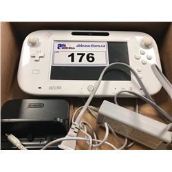NINTENDO WII GAME SYSTEM