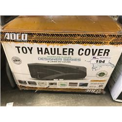 "ADCO TOY HAULER COVER MODERATE CLIMATE DESIGNER SERIES 3 LAYER RV COVER (24'1"" - 28')"