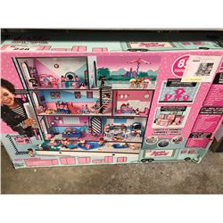 LOL SURPRISE DOLL HOUSE COLLECTION