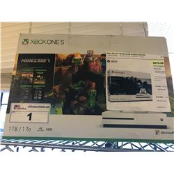 XBOX ONE S 1TB/4K GAMING CONSOLE
