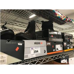 SHELF LOT OF ASSORTED FOOTWARE