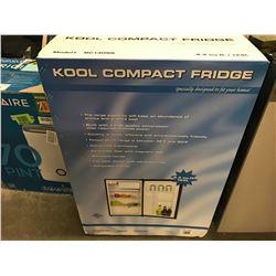 KOOLATRON KOOL (4.4 CU FT) COMPACT FRIDGE