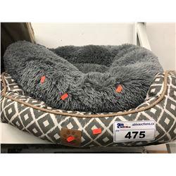 2 DOG BEDS