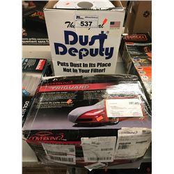DUST DEPUTY DELUXE & COVERKING TRIGUARD