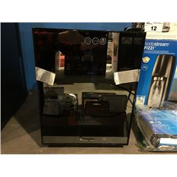 MAGIC CHEF 12 BOTTLE FREE STANDING WINE COOLER