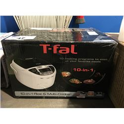 T-FAL 10 IN 1 RICE & MULTI COOKER