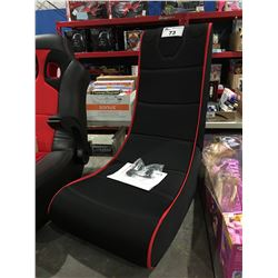 XP2.1 BLACK & RED GAMING CHAIR XP SERIES
