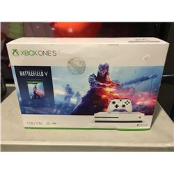 X-BOX ONE S DELUXE EDITION BATTLE FIELD V GAME CONSOLE SET
