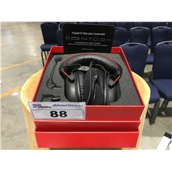 HYPERX GAMING HEAD SET