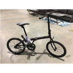 RETROSPECT URBAN LIFE STYLE SINGLE SPEED FOLDING BICYCLE