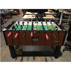 ELITE TORNADO TABLE SOCCER FOOSBALL TABLE
