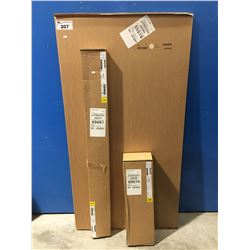 "BEKANT POWER LIFT STANDING DESK 63""X31""X1/2"" (NEW IN BOX)"
