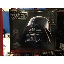 STAR WARS THE BLACK SERIES DARTH VADER PREMIUM ELECTRONIC HELMET