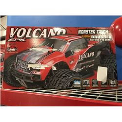 VOLCANO EPX ELECTRIC BRUSHED R/C MONSTER TRUCK