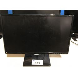 "SAMSUNG 24"" MONITOR (N0 POWER CORD)"