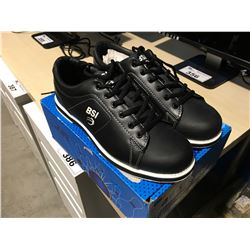 PAIR OF DFI MEN'S BOWLING SHOES SIZE 9 1/2