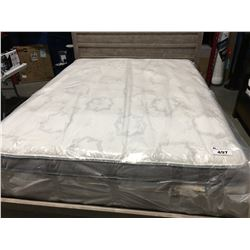 QUEEN SIZE ECLIPSE CONFORMATIC LISBON ULTRA MATTRESS & BOX SPRING SET