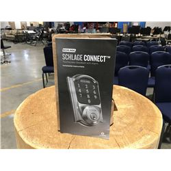 SCHLAGE CONNECT TOUCH SCREEN DEAD BOLT WITH ALARM