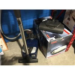 MIELE COMPACT C2 CANISTER VACUUM WITH POWER HEAD