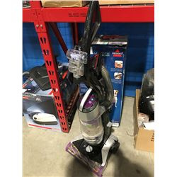 BISSELL CLEAN VIEW UPRIGHT PET VACUUM CLEANER