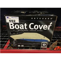 DRYGUARD BOAT COVER