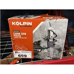 KOLPIN OUTDOORS UNIVERSAL CHAINSAW PRESS
