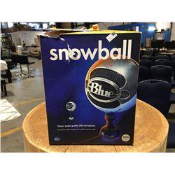 SNOWBALL CLASSIC STUDIO QUALITY MICROPHONE