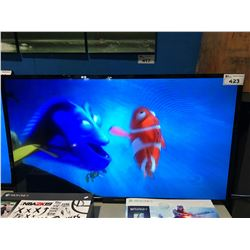 "MAGNAVOX 55"" LED TV WITH REMOTE (NO BASE)"