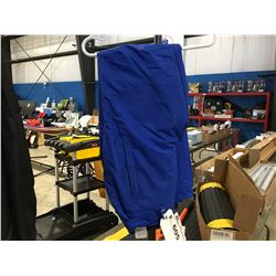 PAIR OF COLUMBIA OMITECH MEN'S SNOW PANTS SIZE SMALL- BLUE