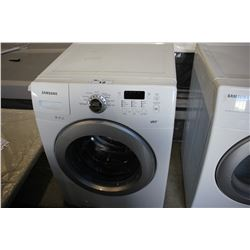 WHITE SAMSUNG FRONT-LOADING WASHING MACHINE (MODEL WF231ANW/XAA)