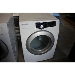 WHITE SAMSUNG FRONT-LOADING DRYER (MODEL DV220AEW/XAC)