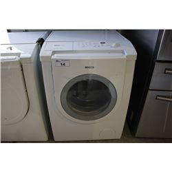 WHITE BOSCH NEXXT FRONT-LOADING WASHING MACHINE (MODEL WFMC3200UC/01)